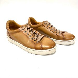 Magnanni Leather Low Top Sneakers Sz 7